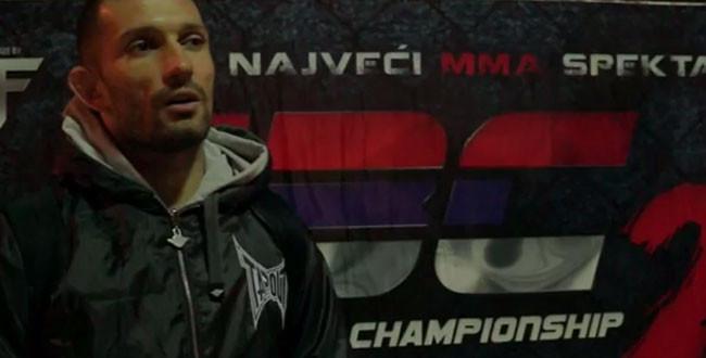 Damir Mihajlović uoči SBC 2! (VIDEO)