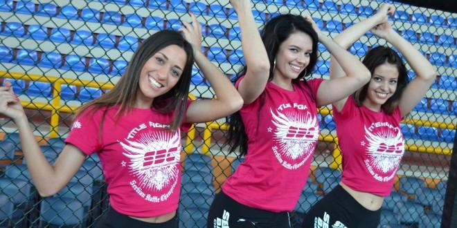 Predstavljamo vam SBC – CAGE GIRLS