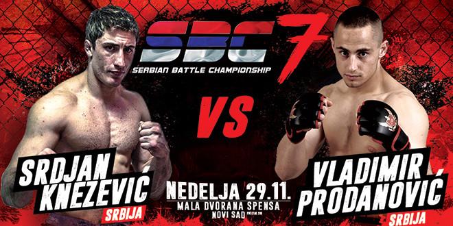 Srđan Knežević vs Vladimir Prodanović