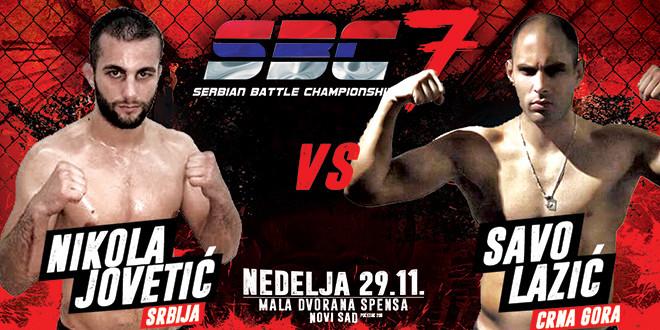 Nikola Jovetić vs Savo Lazić