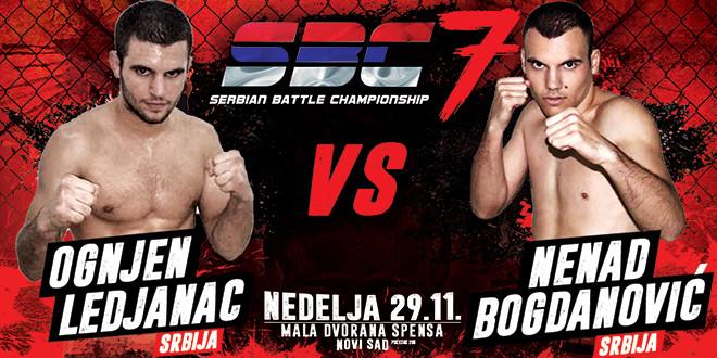 Ognjen Ledjanac vs Nenad Bogdanović