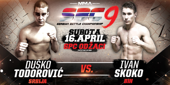 Duško Todorović vs Ivan Skoko