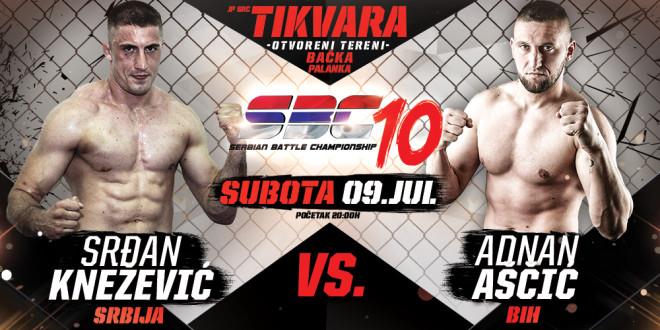 Srdjan Knežević vs Adnan Aščić