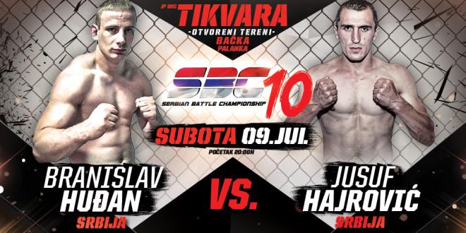 Branislav Hudjan vs Jusuf Hajrović