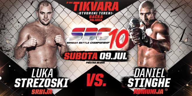 Luka Strezoski vs Daniel Stinghe