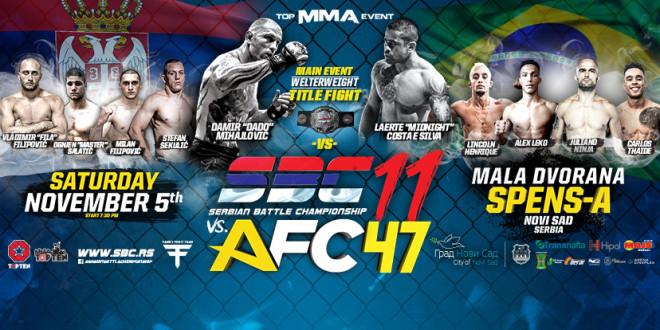 SBC 11 vs AFC 47