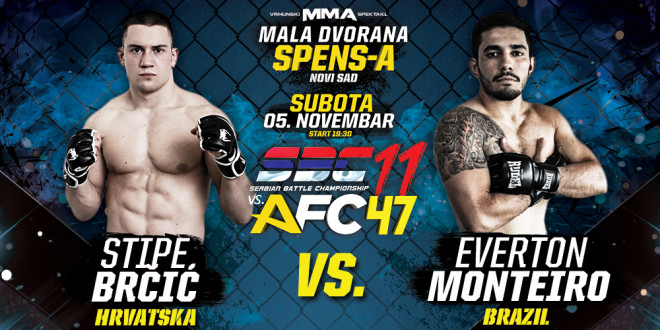Stipe Brčić vs Everton Monteiro
