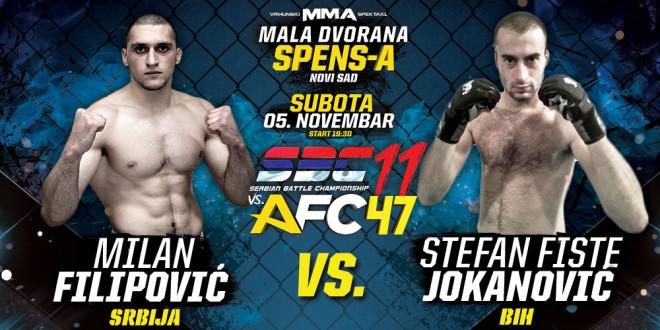 """Milan Filipović vs Stefan """"Fiste"""" Jokanović"""