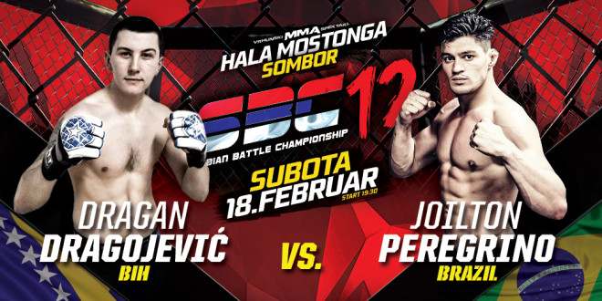 Dragan Dragojević vs Joilton Peregrino Santos