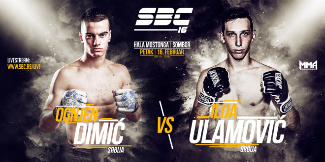 SBC 16 – Ognjen Dimić vs Ilija Ulamović