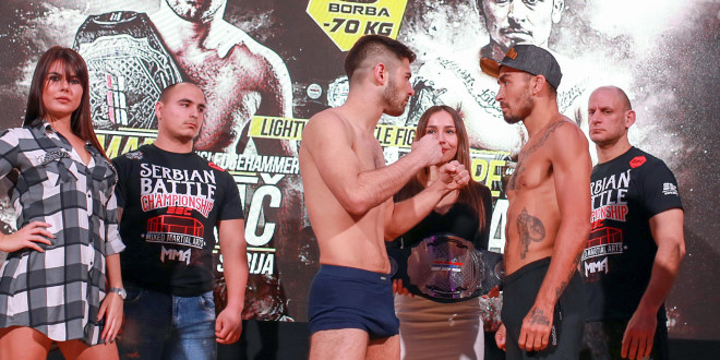 SBC 16 – Press conference and official weigh-in results