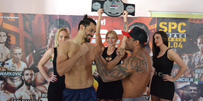 SBC 17 – Press conference and official weigh-in results