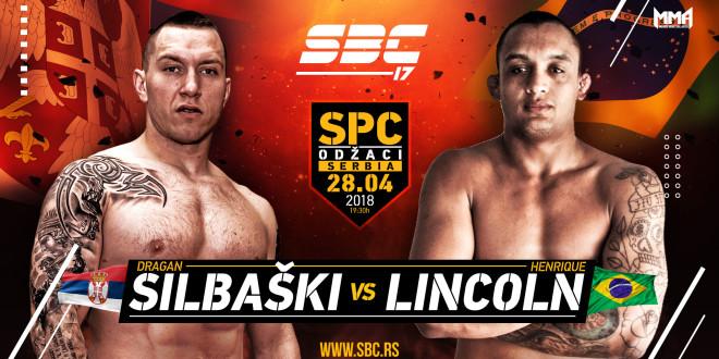 SBC 17 – Dragan Silbaški vs Lincoln Henrique