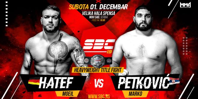 SBC 19 // Hatef Moeil vs Marko Petković