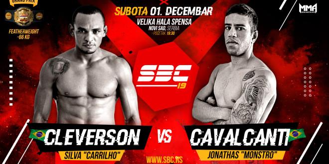 "SBC 19 // CLEVERSON ""CARRILHO"" SILVA vs JONATHAS ""MONSTRO"" CAVALCANTI"