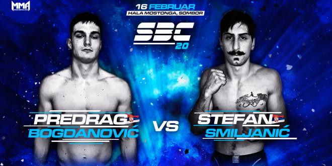 SBC 20 / Predrag Bogdanović vs Stefan Smiljanić