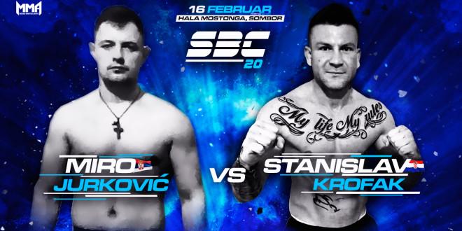 SBC 20 – Miro Jurković vs Stanislav Krofak
