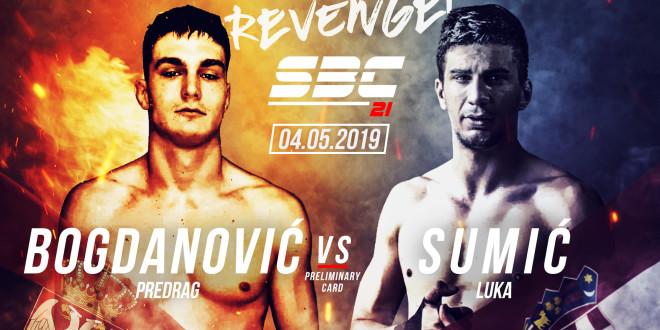 SBC 21 / Predrag Bogdanović vs Luka Sumić