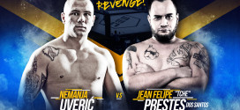 SBC 25 – Revenge!  Nemanja Uverić vs Jean Felipe Prestes dos Santos