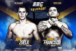 "SBC 25 – Revenge!  Mario Žgela vs Givago ""Giba"" Francisco"