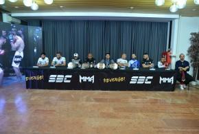 SBC 25 Revenge / Zvanična konferencija za štampu i merenje boraca – Rezultati
