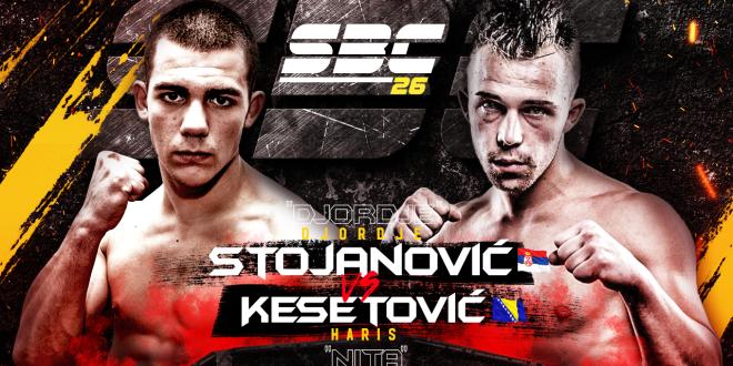SBC 26 Djordje Stojanović vs Haris Kesetović