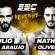 "SBC 27 Revenge, Julio Cesar ""Gaucho"" Araujo vs Nathan ""Shogun"" Oliveira"