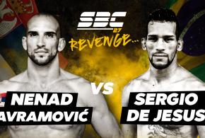 """Novi protivnik za Nenada Avramovića na SBC 27 Revenge – Sergio de Jesus Santos """"Bananeira"""""""