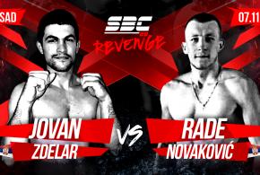 SBC 29 Revenge Jovan Zdelar vs Rade Novaković