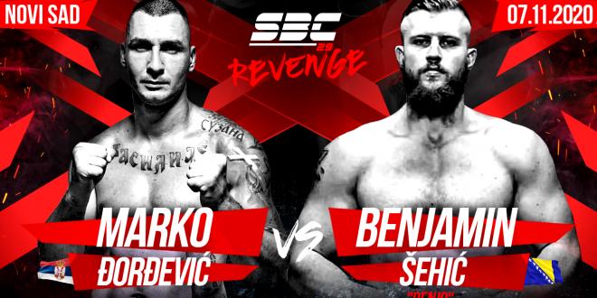 """SBC 29 Revenge Marko Đorđević vs Benjamin """"Benho"""" Šehić"""