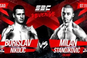 "SBC 29 Revenge Borislav Nikolić vs Milan ""Zolhan"" Stanojković"