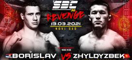 SBC 30 Revenge, Borislav Nikolić vs Zhyldyzbek Uulu Syimyk