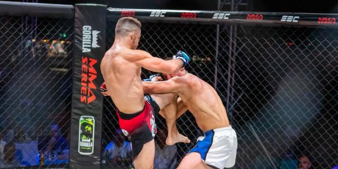 SBC 31 & MMA Series 36, Rezultati