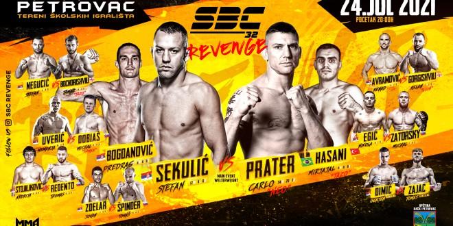 SBC 32 Revenge / 24.07.2021. Bački Petrovac