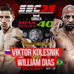 SBC-35--NAJAVA--01-KOLESNIK-vs-DIAS-COVER