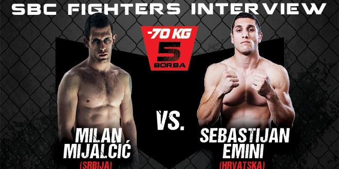 Interview: Milan Mijalčić vs. Sebastijan Emini