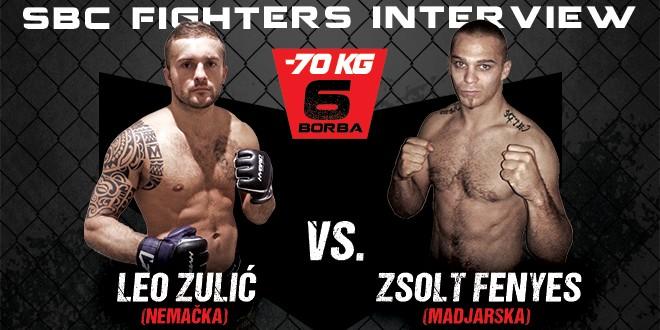 Interview: Leo Zulić vs Zsolt Fenyes