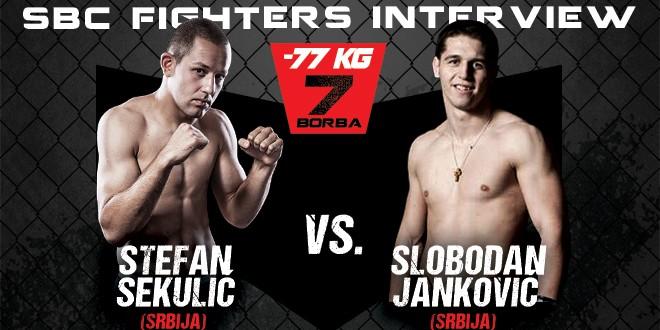 Interview: Stefan Sekulić vs. Slobodan Janković
