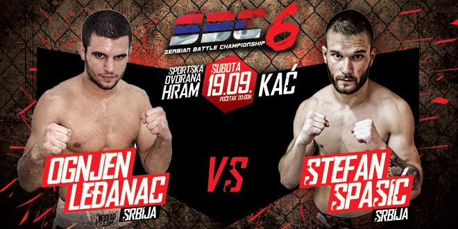Ognjen Ledjanac vs Stefan Spasić