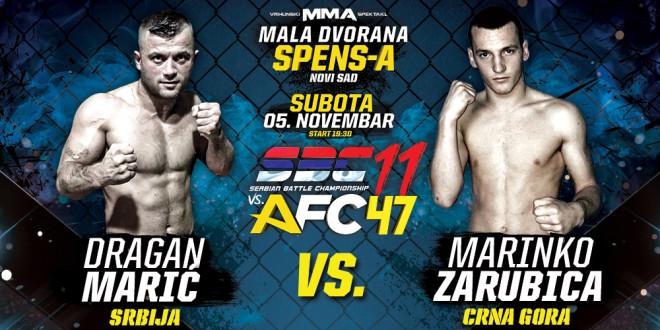 Dragan Marić vs Marinko Zarubica