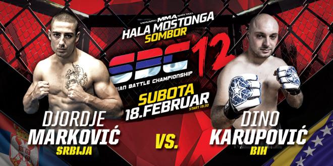 Djordje Marković vs Dino Karupović