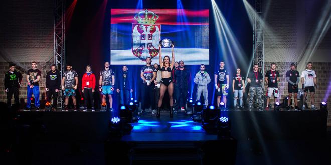 Serbian Battle Championships 13, Rezultati