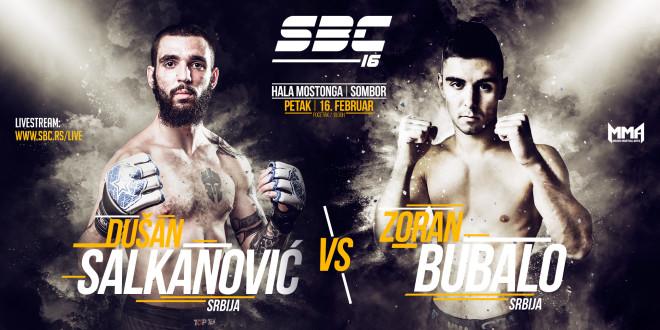 Dušan Salkanović vs Zoran Bubalo