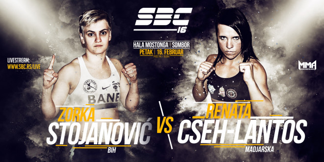 SBC 16 – Zorka Stojanović vs Renata Cseh-Lantos