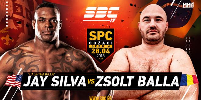 SBC 17 – Jay Silva vs Zsolt Balla