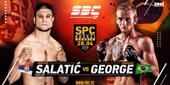 "SBC 17 – Ognjen ""Master"" Salatić vs George Emanuel"