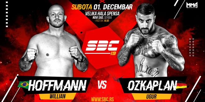SBC 19 // Willian Hoffman vs Ugur Ozkaplan