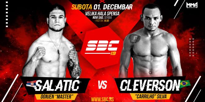 "SBC 19 // Ognjen ""Master"" Salatić vs Cleverson ""Carrilho"" Silva"