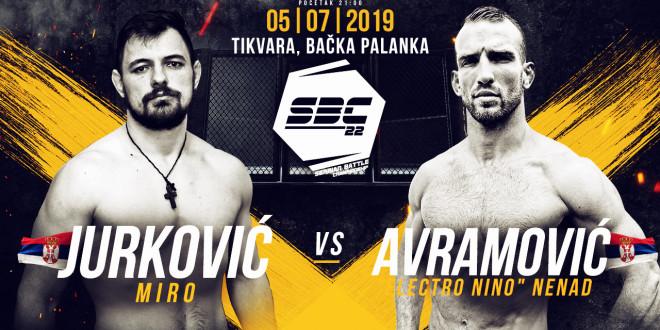 SBC 22 – Miro Jurković vs Nenad Avramović