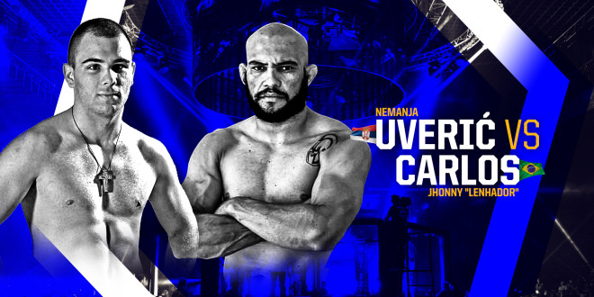 "SBC 23 – Revenge! Nemanja Uverić vs Jhonny ""Lenhador"" Carlos"